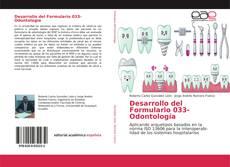 Desarrollo del Formulario 033-Odontología kitap kapağı