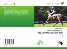 Buchcover von Mathew Dawson