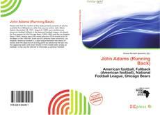 John Adams (Running Back)的封面