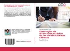 Couverture de Estrategias de internacionalización de las multinacionales chilenas
