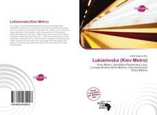 Bookcover of Lukianivska (Kiev Metro)