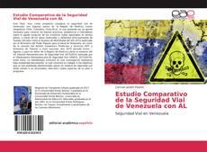 Bookcover of Estudio Comparativo de la Seguridad Vial de Venezuela con AL