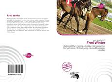 Bookcover of Fred Winter