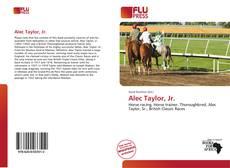 Alec Taylor, Jr. kitap kapağı