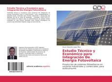 Capa do livro de Estudio Técnico y Económico para Integración De Energia Fotovoltaica