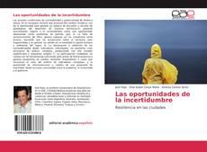Capa do livro de Las oportunidades de la incertidumbre