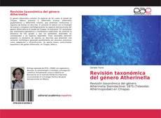 Capa do livro de Revisión taxonómica del género Atherinella