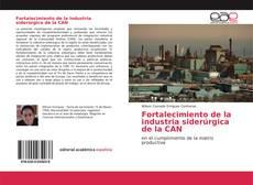 Copertina di Fortalecimiento de la industria siderúrgica de la CAN