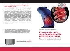Couverture de Prevención de la sacrolumbalgia: Un reto para la salud