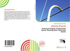 Portada del libro de Johnny Counts