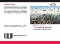 Buchcover von Transporte óptimo