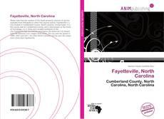 Bookcover of Fayetteville, North Carolina