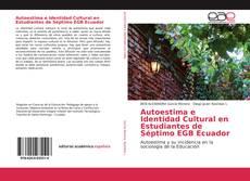 Обложка Autoestima e Identidad Cultural en Estudiantes de Séptimo EGB Ecuador