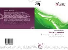 Portada del libro de Marie Vorobieff
