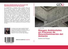 Portada del libro de Riesgos Ambientales en Procesos de Descontaminación del Amianto