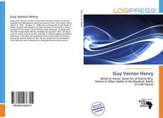 Guy Vernor Henry的封面