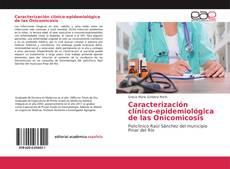 Buchcover von Caracterización clínico-epidemiológica de las Onicomicosis