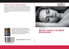 Bookcover of Quién acosa a la Bella Durmiente