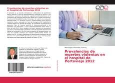 Обложка Prevalencias de muertes violentas en el hospital de Portoviejo 2012
