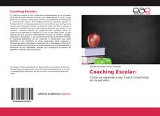 Обложка Coaching Escolar:
