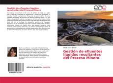 Portada del libro de Gestión de efluentes líquidos resultantes del Proceso Minero