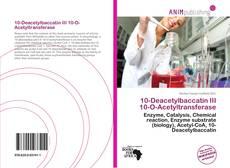 10-Deacetylbaccatin III 10-O-Acetyltransferase的封面