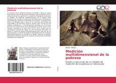 Medición multidimensional de la pobreza kitap kapağı