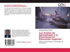 Portada del libro de Los Estilos de Aprendizaje y la Enseñanza en Educación Superior