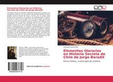 Bookcover of Elementos literarios en Historia Secreta de Chile de Jorge Baradit