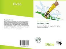 Portada del libro de Ibrahim Duro