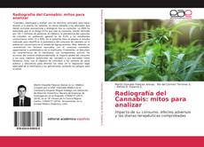 Capa do livro de Radiografía del Cannabis: mitos para analizar