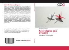 Portada del libro de Actividades con Origami
