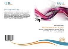 Bookcover of Methylisocitrate Lyase