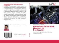 Portada del libro de Optimización del Plan Maestro de Producción