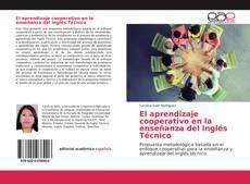 Portada del libro de El aprendizaje cooperativo en la enseñanza del Inglés Técnico