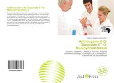 Capa do livro de Anthocyanin 5-O-Glucoside 6''-O-Malonyltransferase