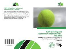 1996 Schweppes Tasmanian International – Doubles kitap kapağı