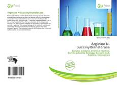 Capa do livro de Arginine N-Succinyltransferase