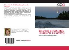 Portada del libro de Dinámica de Satélites Irregulares de Saturno