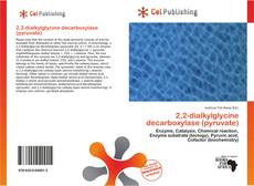 Bookcover of 2,2-dialkylglycine decarboxylase (pyruvate)