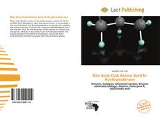 Bookcover of Bile Acid-CoA:Amino Acid N-Acyltransferase