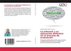 Portada del libro de La internet y su aplicación didáctica en el proceso de evaluación