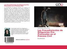 Buchcover von Los Procedimientos de Diligencias Pre-Procesales en el Proceso Civil