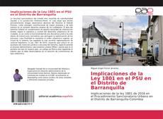 Обложка Implicaciones de la Ley 1801 en el PSU en el Distrito de Barranquilla