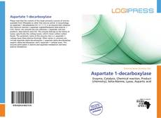 Buchcover von Aspartate 1-decarboxylase