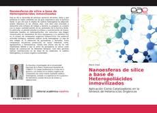 Portada del libro de Nanoesferas de sílice a base de Heteropoliácidos inmovilizados