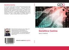Buchcover von Genética Canina