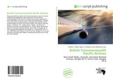 British Commonwealth Pacific Airlines的封面