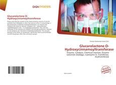 Borítókép a  Glucarolactone O-Hydroxycinnamoyltransferase - hoz
