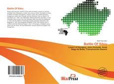 Buchcover von Battle Of Sibiu